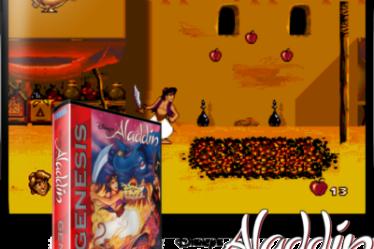 Алладин для Sega скачать