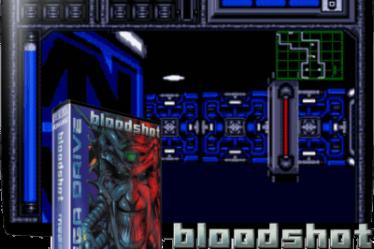 Blood Shot игра для Sega