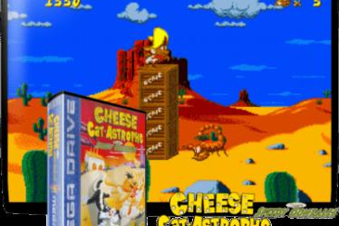 Игра Cheese Cat для Sega