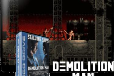 Demolition Man для Sega