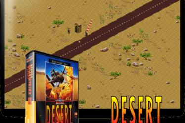 скачать Desert Strike на Sega