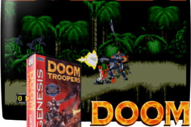 Doom Troopers игра для Sega