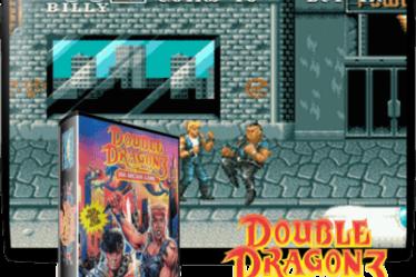 Double Dragon 3 sega