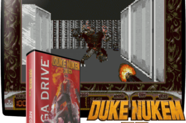 Duke Nukem 3D для Sega Mega Drive 2