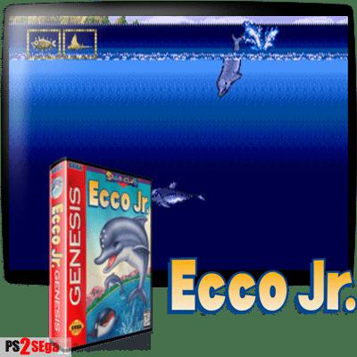 Ecco Jr скачать для Sega