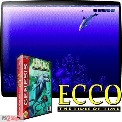 ECCO - The Tides of Time для сега