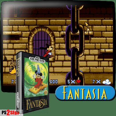 Fantasia для Сега