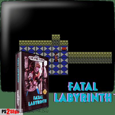 Fatal Labyrinth SEga
