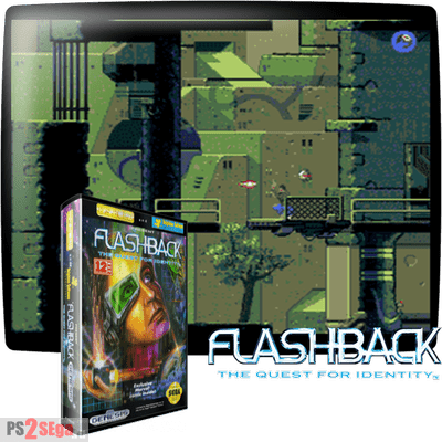 Flashback - Quest for Identity