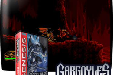 Gargoyles Sega
