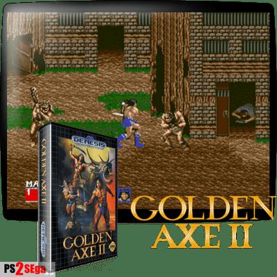 Golden Axe 2 на русском