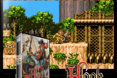 Hook Игра для Sega