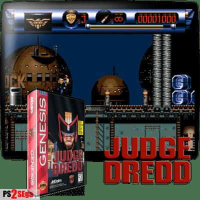Судья Дредд на сега