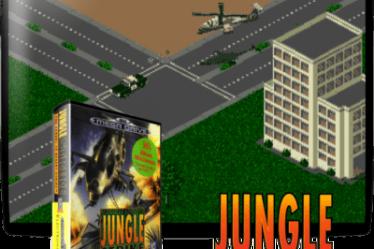 Jungle Strike sega