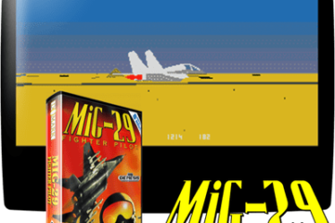 Симулятор Миг-29 Sega