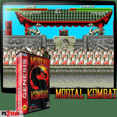 Mortal Kombat Sega