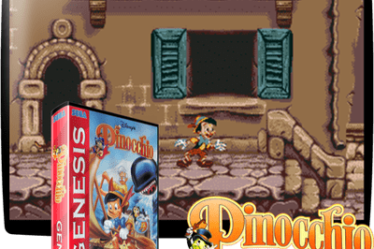 Пиноккио для сега