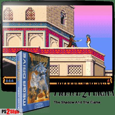 Принц Персии 2 для Sega