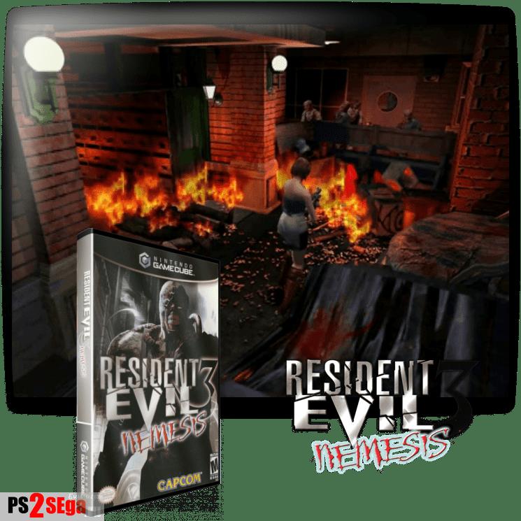 Обитель Зла 3 для GameCube
