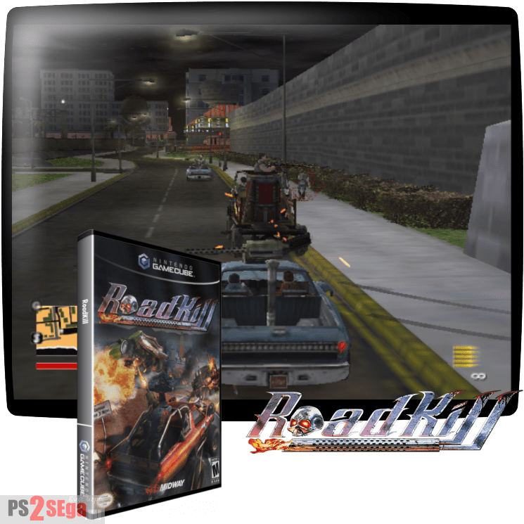 RoadKill GameCube